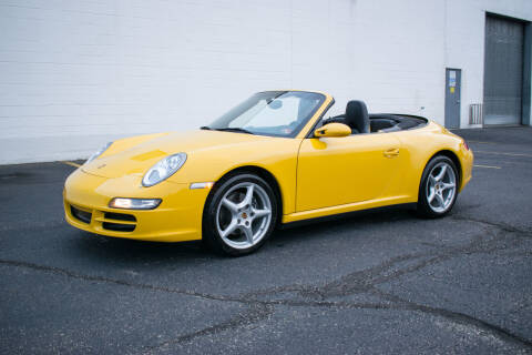 2008 Porsche 911 for sale at Vantage Auto Wholesale in Lodi NJ
