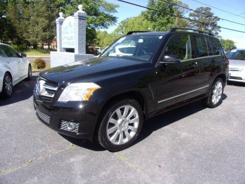 2012 Mercedes-Benz GLK for sale at Good To Go Auto Sales in Mcdonough GA