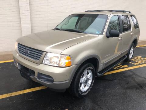 2002 Ford Explorer for sale at Carland Auto Sales INC. in Portsmouth VA