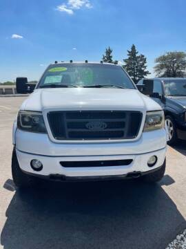 2007 Ford F-150 for sale at Zs Auto Sales in Kenosha WI
