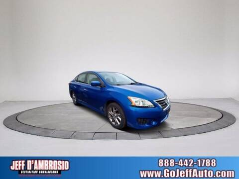 2013 Nissan Sentra for sale at Jeff D'Ambrosio Auto Group in Downingtown PA