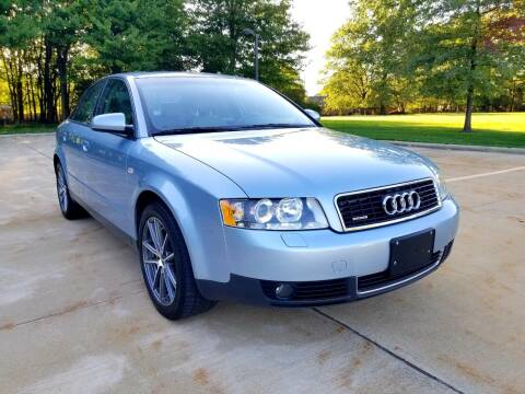 2003 Audi A4 for sale at Lease Car Sales 3 in Warrensville Heights OH