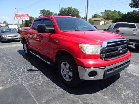 2010 Toyota Tundra for sale at DONNY MILLS AUTO SALES in Largo FL