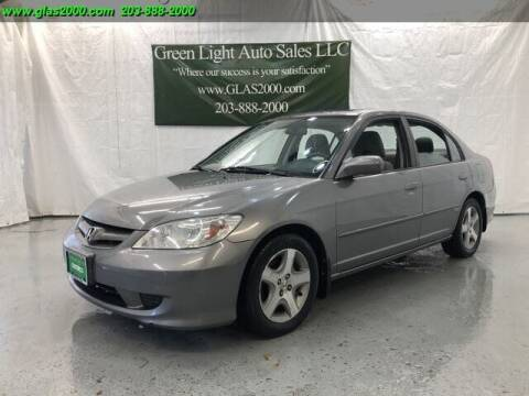 2005 Honda Civic for sale at Green Light Auto Sales LLC in Bethany CT