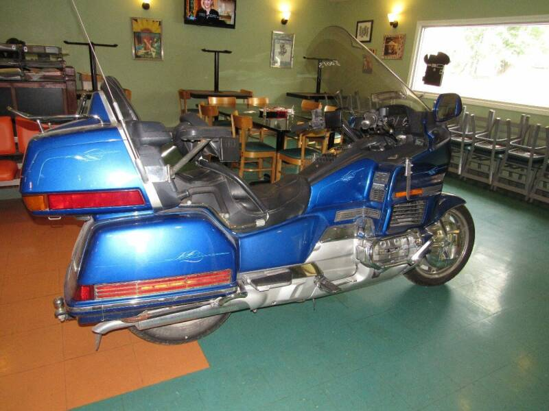 1992 Honda Goldwing for sale at Evans Motors Inc in Little Rock AR