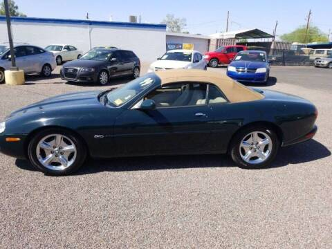 1999 Jaguar XK-Series for sale at 1ST AUTO & MARINE in Apache Junction AZ