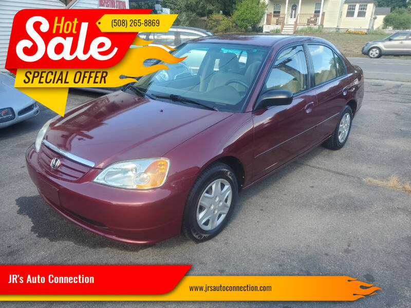 2003 Honda Civic for sale at JR's Auto Connection in Hudson NH