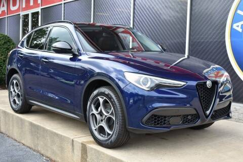 2021 Alfa Romeo Stelvio for sale at Alfa Romeo & Fiat of Strongsville in Strongsville OH