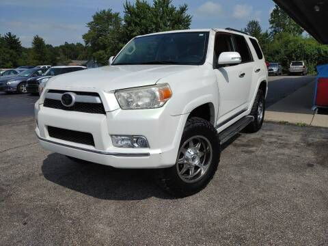 2013 Toyota 4Runner for sale at Cruisin' Auto Sales in Madison IN