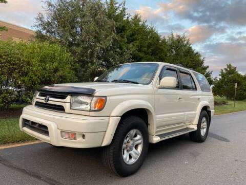 2002 Toyota 4Runner for sale at PREMIER AUTO SALES in Martinsburg WV