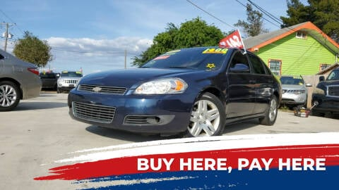 2011 Chevrolet Impala for sale at GP Auto Connection Group in Haines City FL
