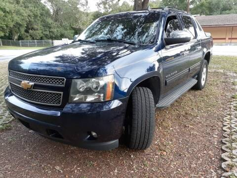 2012 Chevrolet Avalanche for sale at Royal Auto Trading in Tampa FL