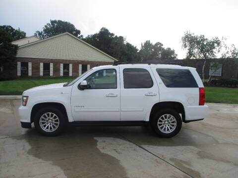 2013 Chevrolet Tahoe Hybrid for sale at Lease Car Sales 2 in Warrensville Heights OH