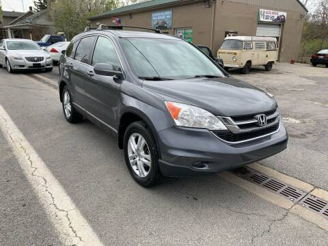 2010 Honda CR-V for sale at GET N GO USED AUTO & REPAIR LLC in Martinsburg WV