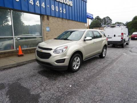 2016 Chevrolet Equinox for sale at 1st Choice Autos in Smyrna GA
