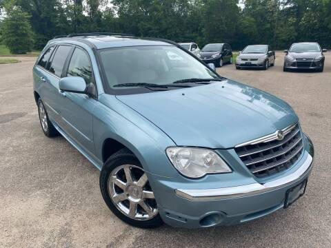 2008 Chrysler Pacifica for sale at The Auto Depot in Raleigh NC