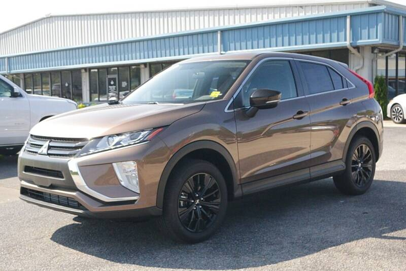 2020 Mitsubishi Eclipse Cross for sale at STRICKLAND AUTO GROUP INC in Ahoskie NC