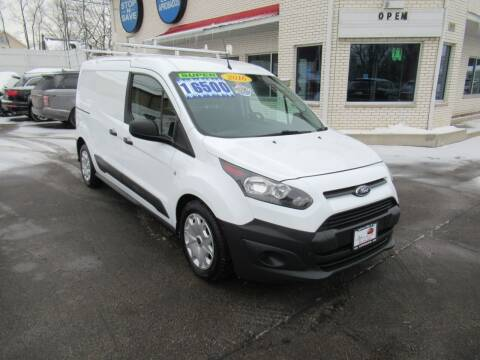 2016 Ford Transit Connect Cargo for sale at Auto Land Inc in Crest Hill IL