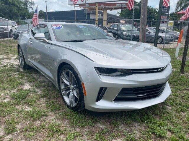 2017 Chevrolet Camaro for sale in Fort Myers, FL
