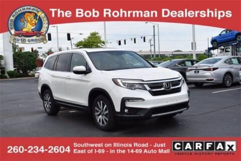 2019 Honda Pilot for sale at BOB ROHRMAN FORT WAYNE TOYOTA in Fort Wayne IN
