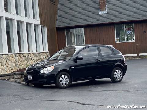 2011 Hyundai Accent for sale at Cupples Car Company in Belmont NH