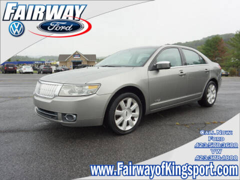 2008 Lincoln MKZ for sale at Fairway Ford in Kingsport TN
