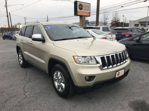 2011 Jeep Grand Cherokee for sale at Cars 4 Grab in Winchester VA