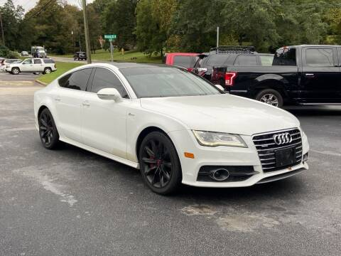 2012 Audi A7 for sale at Luxury Auto Innovations in Flowery Branch GA