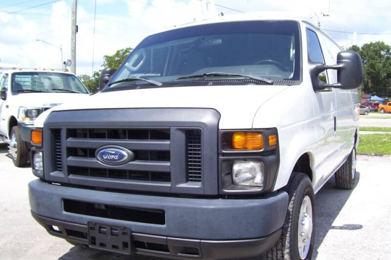 2013 Ford E-Series Cargo for sale at buzzell Truck & Equipment in Orlando FL