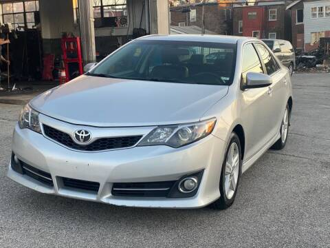 2014 Toyota Camry for sale at IMPORT Motors in Saint Louis MO