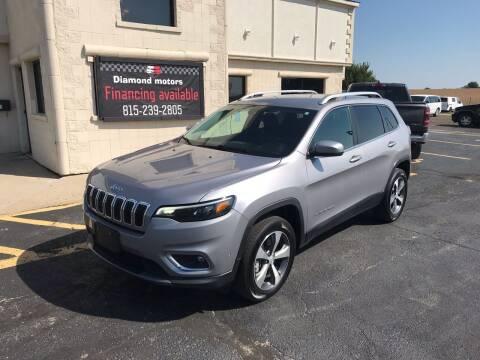 2020 Jeep Cherokee for sale at Diamond Motors in Pecatonica IL