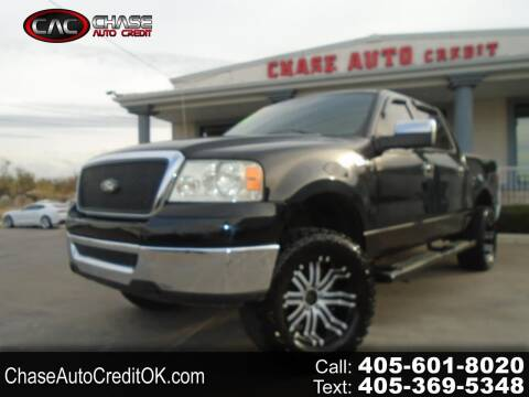 2008 Ford F-150 for sale at Chase Auto Credit in Oklahoma City OK