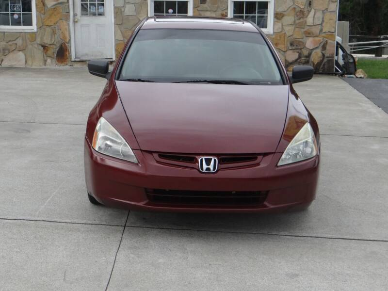2003 Honda Accord for sale at Flywheel Auto Sales Inc in Woodstock GA