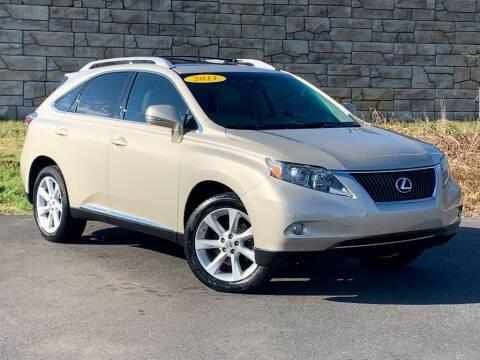 2011 Lexus RX 350 for sale at Car Hunters LLC in Mount Juliet TN
