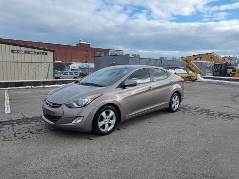 2013 Hyundai Elantra for sale at iDrive in New Bedford MA