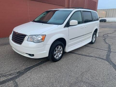 2010 Chrysler Town and Country for sale at Malecha's Auto Sales in Faribault MN