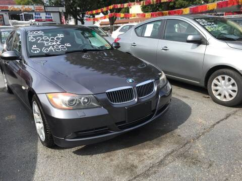 2006 BMW 3 Series for sale at Chambers Auto Sales LLC in Trenton NJ
