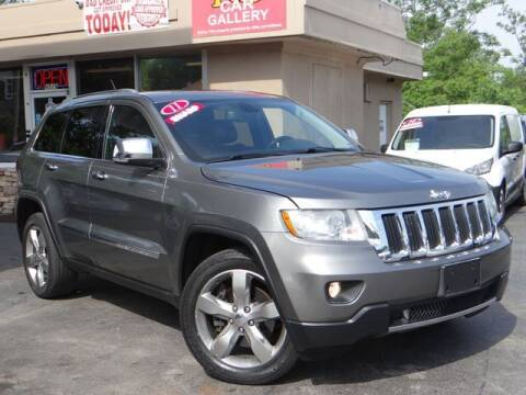 2011 Jeep Grand Cherokee for sale at KC Car Gallery in Kansas City KS