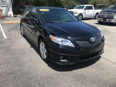 2010 Toyota Camry for sale at Auto Solution in San Antonio TX