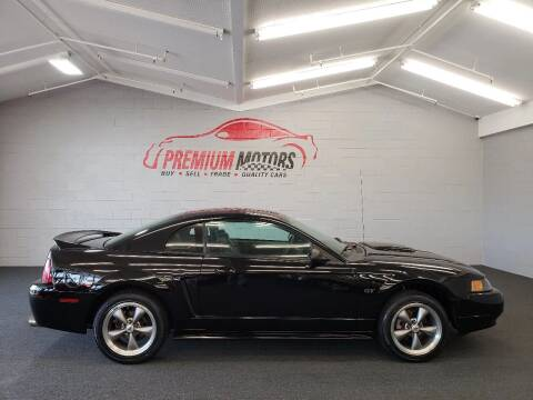 2000 Ford Mustang for sale at Premium Motors in Villa Park IL