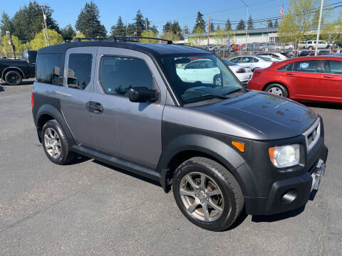 2005 Honda Element for sale at Pacific Point Auto Sales in Lakewood WA