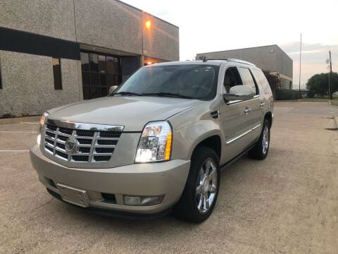 2008 Cadillac Escalade for sale at Dynasty Auto in Dallas TX