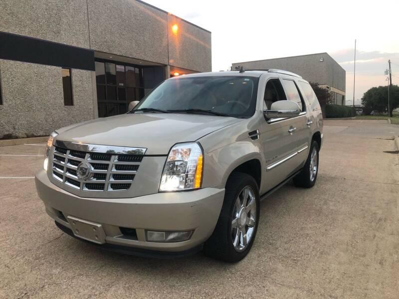 2008 Cadillac Escalade for sale at Dynasty Auto in Dallas TX