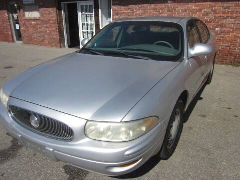 2003 Buick LeSabre for sale at Tewksbury Used Cars in Tewksbury MA