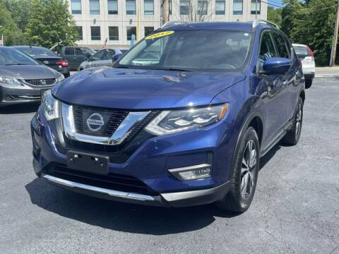 2017 Nissan Rogue for sale at All Star Auto  Cycle in Marlborough MA