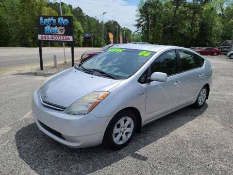2006 Toyota Prius for sale at Let's Go Auto in Florence SC