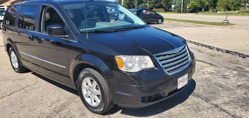 2010 Chrysler Town and Country for sale at Extreme Auto Sales LLC. in Wautoma WI
