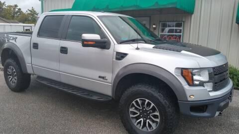 2012 Ford F-150 for sale at Haigler Motors Inc in Tyler TX