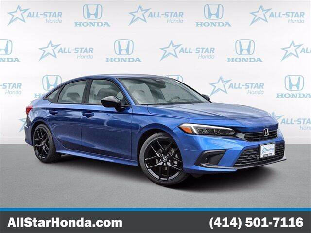 2022 Honda Civic for sale in Greenfield, WI