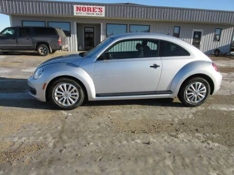2012 Volkswagen Beetle for sale at Nore's Auto & Trailer Sales - Vehicles in Kenmare ND